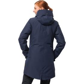 Jack Wolfskin Monterey Bay Coat Women midnight blue